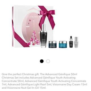 Lancôme Advanced Génifique Youth Activator 50ml Christmas Set