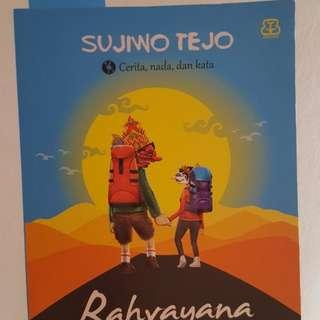 Rahvayana by Sujiwo Tejo
