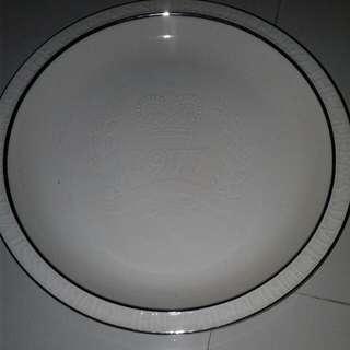 Staffordshire Decorative Plate