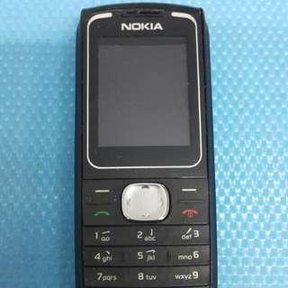 絕版 諾基亞 nokia 手提 電話 Vintage   W-105