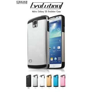 BNIB black case cover Samsung Galaxy S5