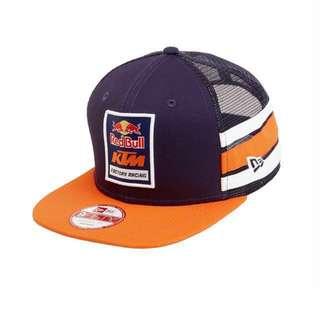 Original. RED BULL KTM FACTORY RACING ❌ NEW ERA CAP