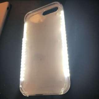 Lumee selfie case iPhone 6plus/7plus