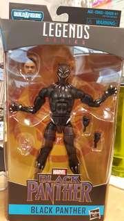 Marvel Legends Black Panther Series Black Panther w/o BAF