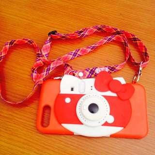 Hello Kitty Selfie IPhone 7Plus as 8Plus Case