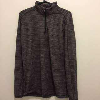 Lulu lemon quarter zip size L or XL