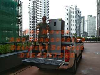 Sewa 4x4 Mover and Transporter Delivery Service