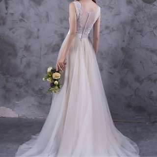 Wedding Dress For Rent ( in Shops It Will Cost You 400 And Above, I Will Just Offer Mine Very Low As Long As You Dry Clean It Before You Return)