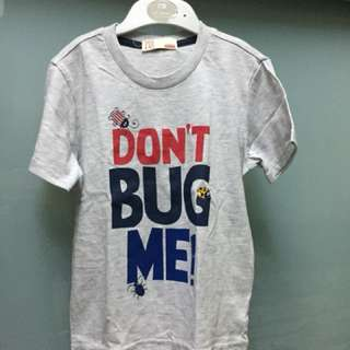 Pdi Shirt for boy(new with tag)