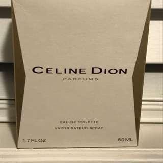 Celine Dion parfum. Never used