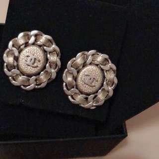 Chanel brand new earrings 2017