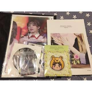 Seulgi Tangerine Bear 'Romantic Signal' Photobook