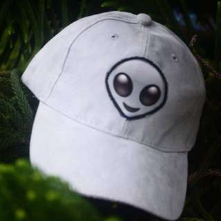 Alien suede hat