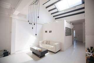 Shop house loft