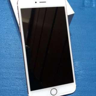 🚚 IPhone 6s Plus 128g 玫瑰金