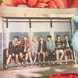 BTS YNWA OFFICIAL POSTER
