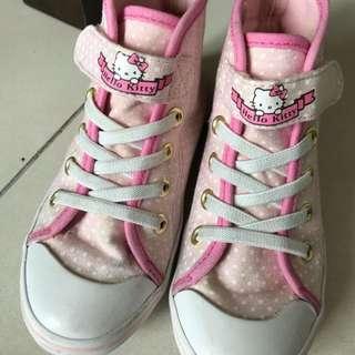 H&M Hello Kitty Hi-cut sneakers