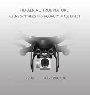 sh5 wifi 4-axis camera altitude hold remote rc quadcopter aircarft drone
