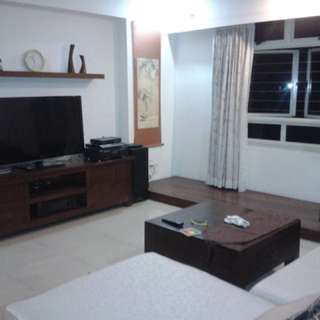Fully furnished and well kept 5 room executive hdb in Sengkang