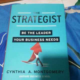 The Strategist. Be The Leader Your Business Needs.
