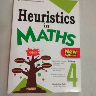 P4 HEURISTICS IN MATHS
