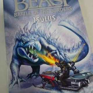 Boy vs Beast Battle of the Borders Storybook Boys Children