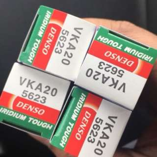 Iridium Tough for Toyota Caldina 2.0 NA