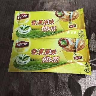 🚚 立頓 香濃奶茶包 2包 #有超取最好買
