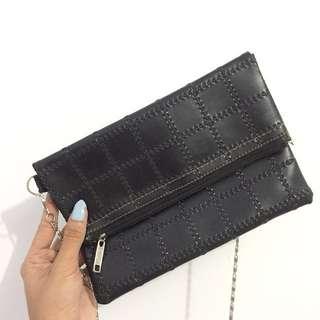 Clutch / Sling Bag Black