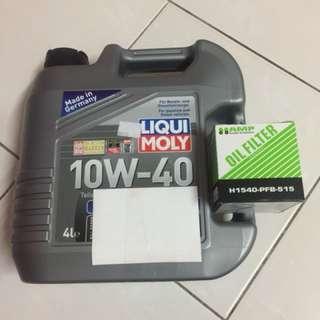 Liqui Moly 10/40