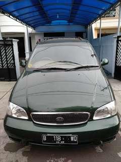Carnival GS automatic bensin thn.2000