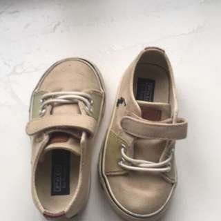 Authentic Polo by Ralph Lauren shoes