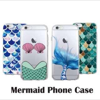 Mermaid Scales/ Bikini Soft Case