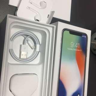 IphoneX 配件連盒全新 280