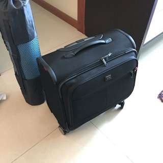 上機size四轆旅行箱4 wheels cabin sz suitcase