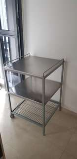 Ikea UDDEN kitchen trolley