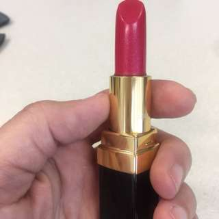 Chanel red sheer lipstick