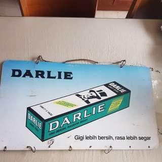 Darlie Enamel Signboard