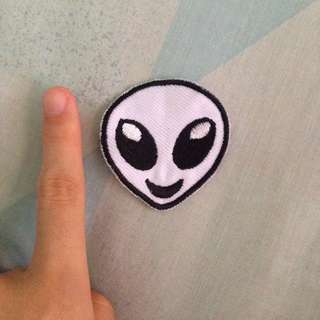 Patch alien, hello kitty, summer vibes