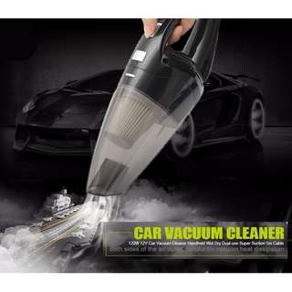 Ready Stock 120W Super Power Car Vacuum Cleaner