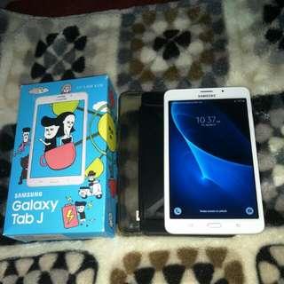 Samsung Tab J White