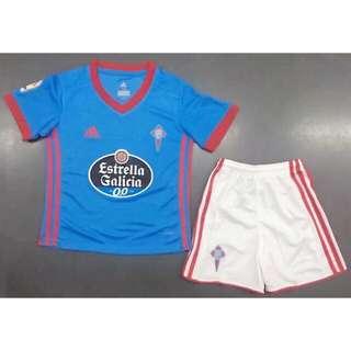 17/18 Celta Vigo Kids jersey