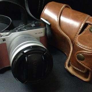 (Repriced) Fujifilm X-A3 Brown