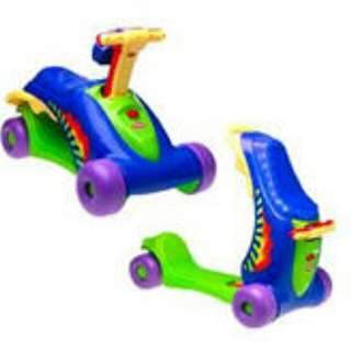 Little Tikes Ride 2 Roll Scooter