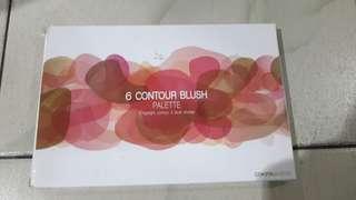 6 Contour Blush