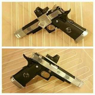 gun , wargame氣槍 IPSC STI Custom Open Division (Dual Tone)