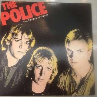 Police – Outlandos D'Amour, Vinyl LP, A&M Records – SP-4753, 1979, USA