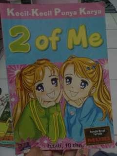 Buku Seri KKPK: My Candy dan 2 of Me