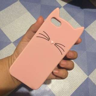 Cat case for (iphone 5,5s,SE)