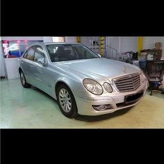 Mercedes-Benz E230 Saloon Auto